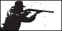 Cowboy Action Match @ AAF&G Action Bays