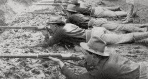 Very Vintage Rifle Match (Single Shot) @ AAF&G Eccles Rifle Range