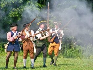 Very, Very Vintage (Muzzle-Loader) Rifle Match @ AAF&G Eccles High Power Rifle Range